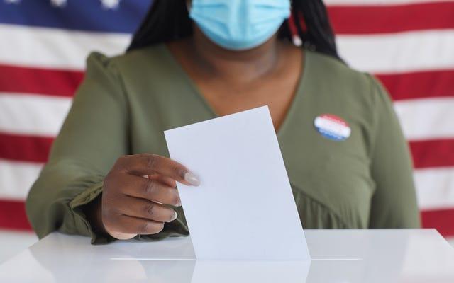 Anda Benci Melihatnya: Anggota Parlemen Georgia yang Mewakili Mayoritas Black County Kehilangan Pekerjaan karena Mencoba Menekan Suara Kulit Hitam