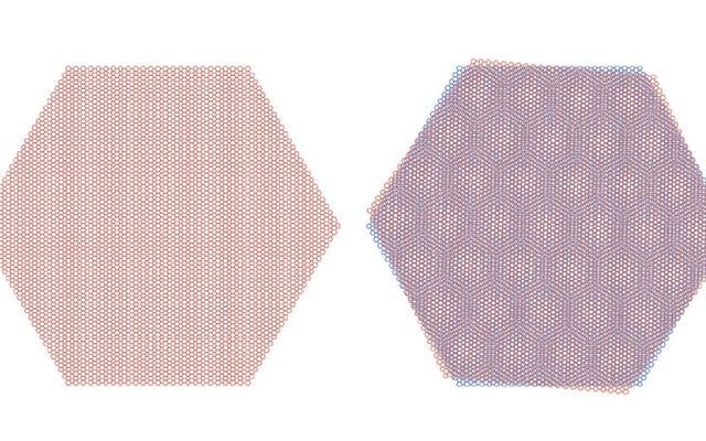 積み重ねられたグラフェンの「魔法の」ねじれは、潜在的に強力な超伝導挙動を明らかにします