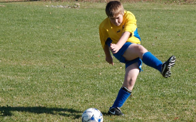 Научите своего ребенка заниматься спортом