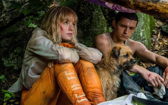 ไอเดียไซไฟที่ยอดเยี่ยมยกระดับ Daisy Ridley และ Tom Holland ที่เป็นหลุมเป็นบ่อการผจญภัย Chaos Walking
