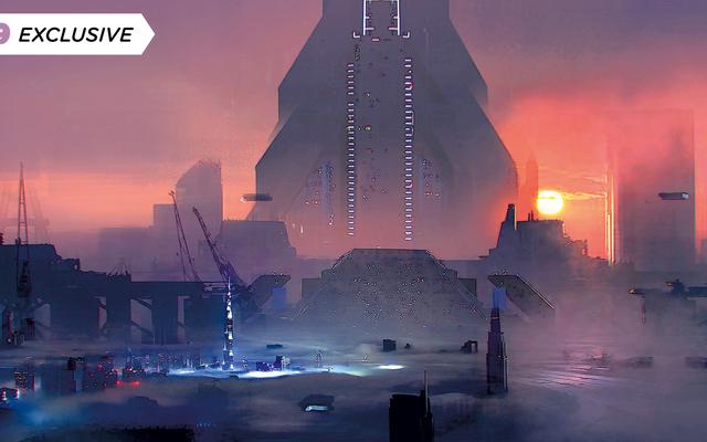 Découvrez Blade Runner 2049 combler le fossé vers son prédesseur emblématique dans cet art conceptuel époustouflant