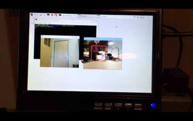 Raspberry Piを使用して、マルチカメラのモーションセンサー制御監視システムを作成します