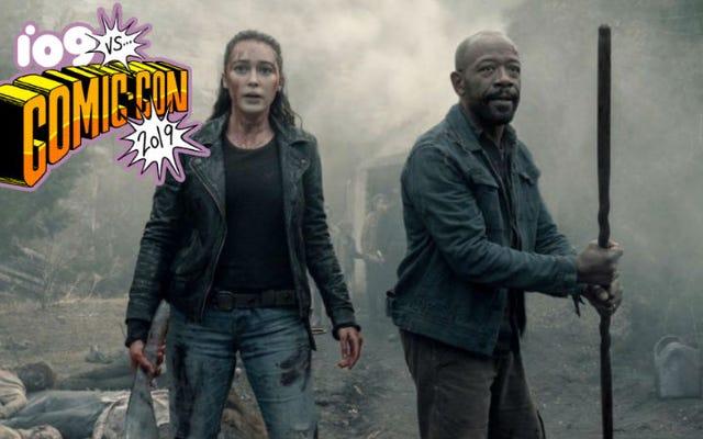 Trailer Ketakutan SDCC The Walking Dead Membawa Film Dokumenter ke Kiamat, dan Lebih Banyak Berita Walking Dead Spinoff
