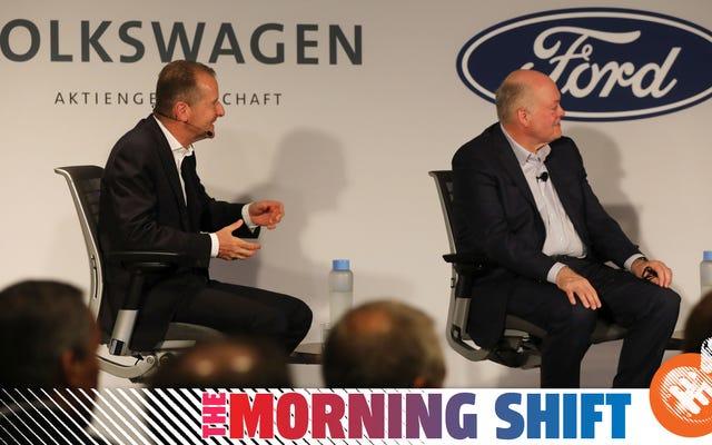 フォードとVWが韓国の2つのバッテリーメーカー間の紛争について深く心配している理由