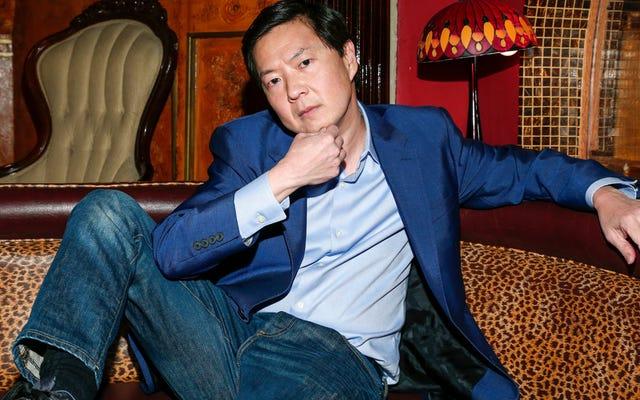 ケン・チョンは、クレイジー・リッチアジア人の作家ケビン・クワンのCBSコメディに出演します