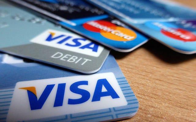 เหตุใดการจัดเก็บบัตรเครดิตจึงเป็นแนวคิดที่แย่มาก