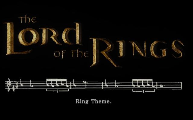 このビデオはリングのスコアの交わりを分解し、映画が天才であることを思い出させます