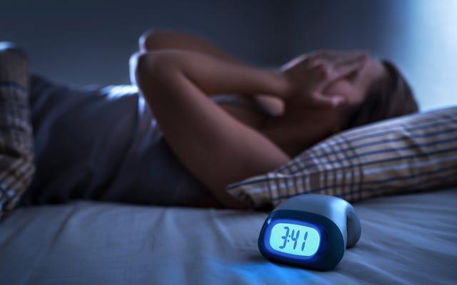 Comment s'endormir après le réveil