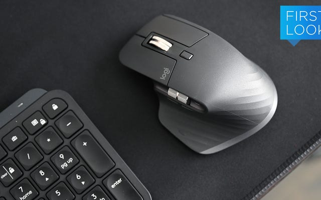 この新しいLogitechマウスには、魔法のように感じる磁気ホイールがあります