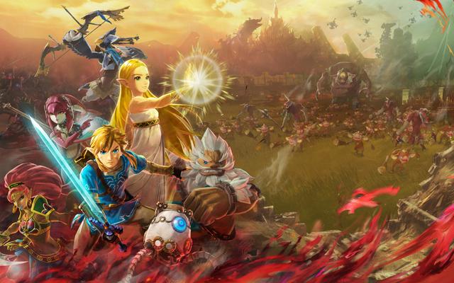 Hyrule Warriors:Age of Calamity Demoは、野生の息吹であり、王朝の戦士ではありません