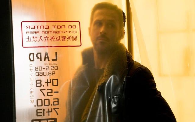 ลืมมันไปเถอะ Kinbote มันคือไชน่าทาวน์: คู่มืออ้างอิง Blade Runner 2049