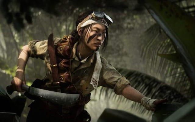 Tout ce que vous devez savoir sur la mise à jour `` Into the Jungle '' de Battlefield V