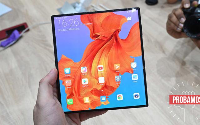 Huawei Mate X thú vị hơn nhiều so với bạn nghĩ