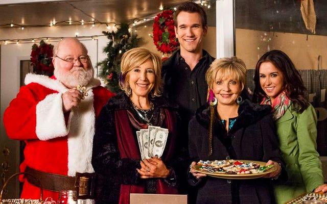 El evento de la película Countdown To Christmas de Hallmark Channel es una indulgencia navideña sin culpa