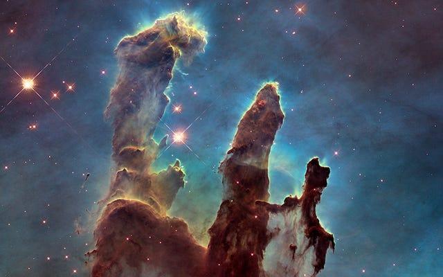 Отметьте день рождения Хаббла, слезливо просмотрев его лучшие фотографии
