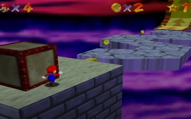 Désolé, une augmentation littérale des rayons ioniques cosmiques de votre course de vitesse Super Mario 64 ne se produit qu'une fois sur un billion