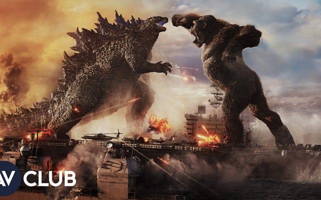Godzilla contre. Le réalisateur de Kong, Adam Wingard, regrette de ne pas avoir fait s'embrasser les deux titans