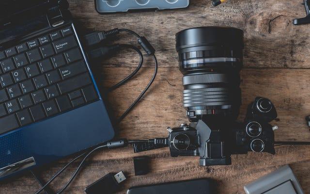 Herhangi Bir DSLR'yi Web Kamerası Olarak Kullanma