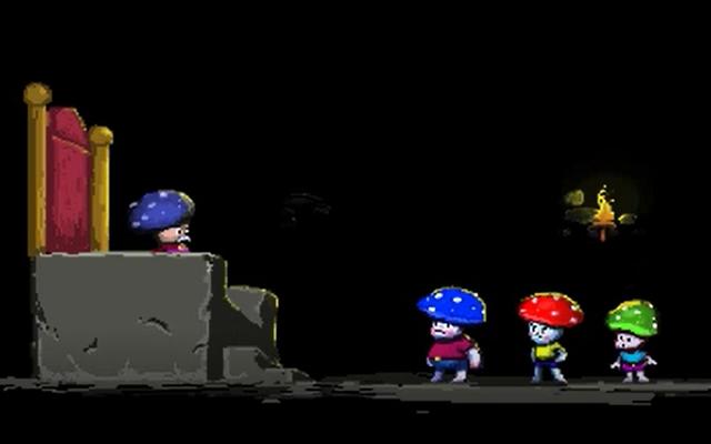 Puzzle-Platformer yang Menggemaskan Tentang Mushroom Men ternyata sangat sulit