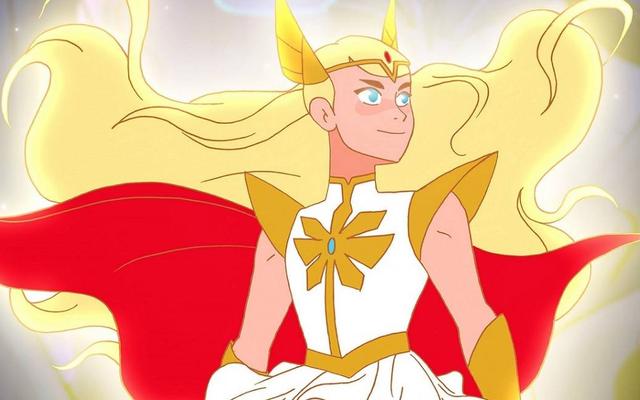 Uno dei nuovi personaggi di She-Ra è adattato da un gioco di Dungeons & Dragons