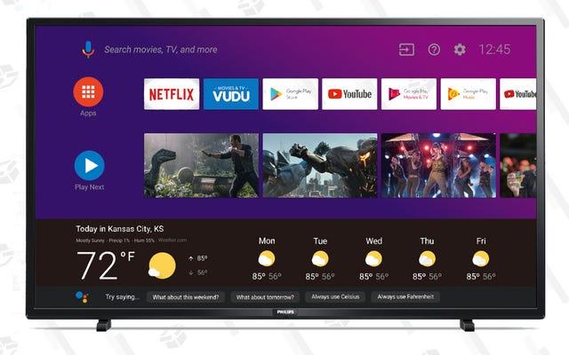 Kanalı Değiştirmeyin, Bir Ton Philips x Google Asistan TV Satışta