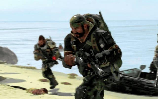 新しいCallof Duty:Black Ops 4にはキャンペーンはありませんが、Fortniteスタイルのバトルロワイヤルモードがあります