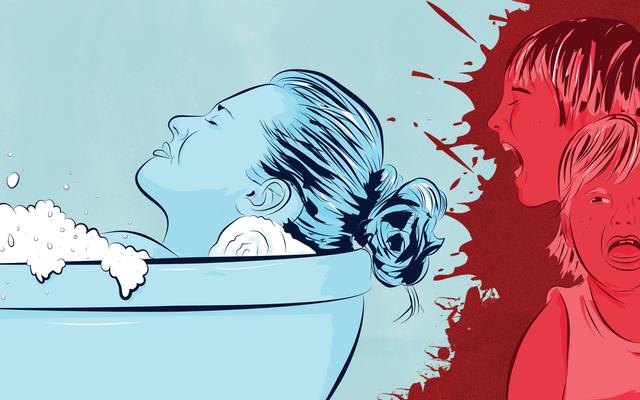 Cómo darse un baño tipo spa en casa