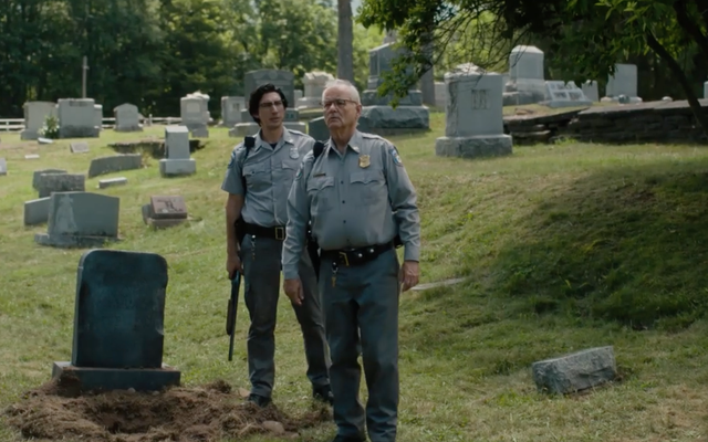 La película de zombis repleta de estrellas de Jim Jarmusch The Dead Don't Die parece una delicia inexpresiva