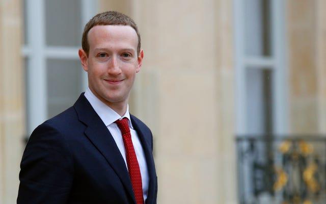 फेसबुक अभी भी पूरे नरसंहार बात पर काम कर रहा है
