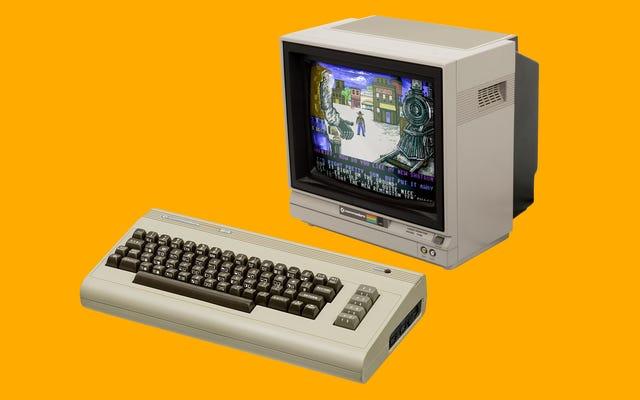 Mi mancano il Commodore 64, la mia prima console e il computer