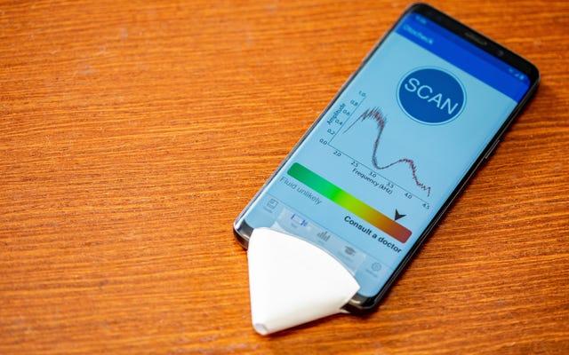 Les scientifiques disent avoir créé une application pour smartphone capable d'entendre les infections de l'oreille