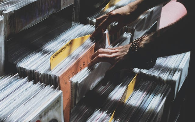 10 modi diversi per archiviare (e visualizzare) i tuoi dischi in vinile