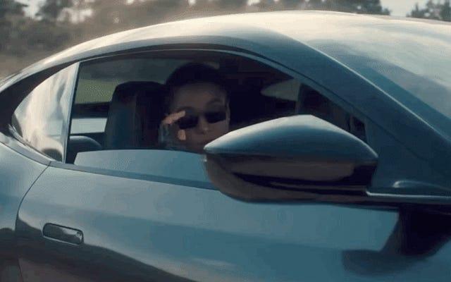 Le saut en moto dans la première bande-annonce du prochain film de James Bond est bien réel. C'est comme ça que ça a été tourné