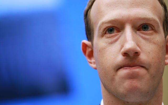 Facebook dit qu'il va tout foutre en l'air du message de Trump appelant les militaires à tirer sur les manifestants