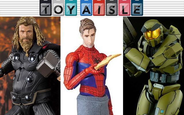 इस सप्ताह के सर्वश्रेष्ठ खिलौनों में से एक Mjolnir नहीं मिलता है