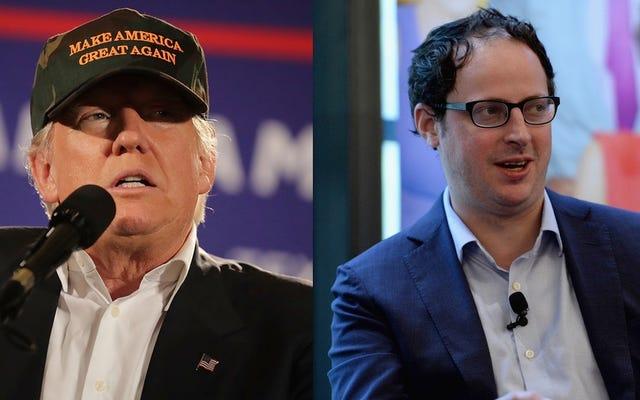 Les très fausses prédictions de Nate Silver sur Donald Trump sont terrifiantes