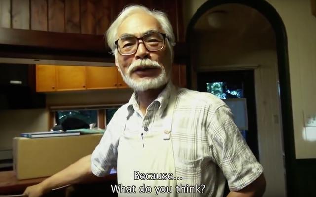 Настоящая причина, по которой Хаяо Миядзаки вышел на пенсию