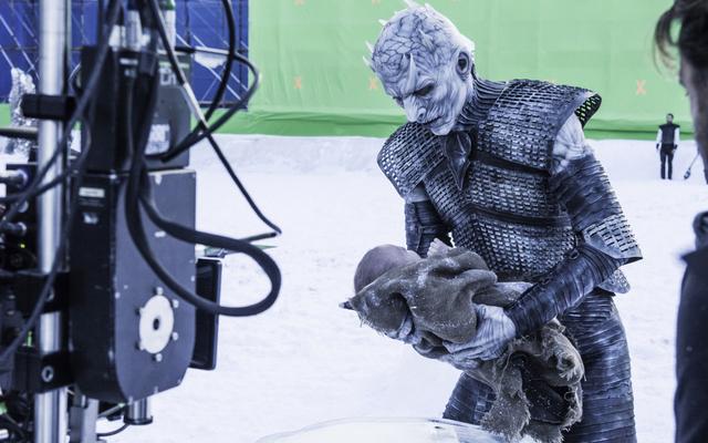 Certains des moments les plus épiques de Game of Thrones comme vous ne les avez jamais vus auparavant: dans les coulisses