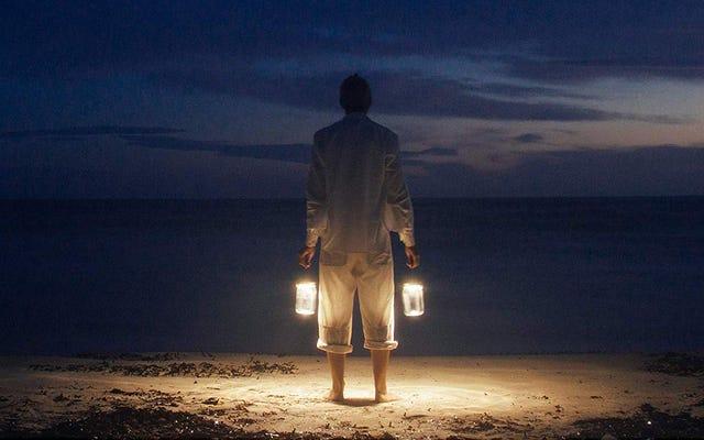 Erleuchten Sie die Nacht mit dieser solarbetriebenen LED-Laterne für 26 US-Dollar