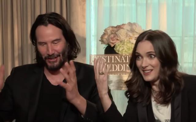Mereka mungkin belum menikah, tapi Keanu Reeves dan Winona Ryder pasti saling mencintai
