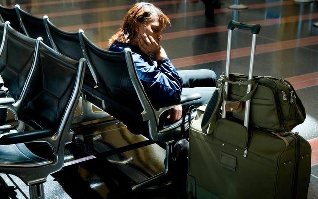 Cómo obtener un reembolso en vuelos no reembolsables