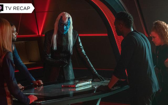 Star Trek: Discovery finalmente golpeó a su tripulación donde más duele