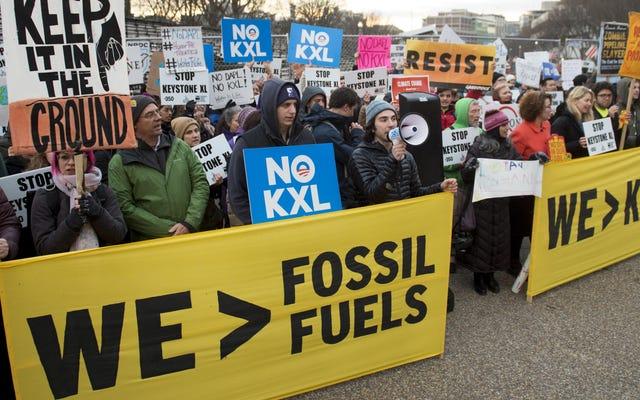 Biden May Yank Keystone XL Pipeline Permit tan pronto como su primer día en el cargo