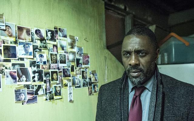 Le chef de la diversité de la BBC déclare que Luther a besoin de plus d'authenticité, y compris des amis noirs