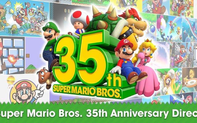 ในที่สุด Nintendo ก็เปิดตัว 3D Mario Collection สำหรับ The Switch ออกในเดือนนี้