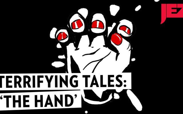 切断された手についてのこの(本当の)怖い話は私にHeebieJeebiesを与えます