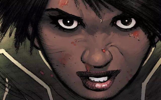 マークミラーがNetflixの契約前に書いた女性のキックアスコミックの新しい詳細