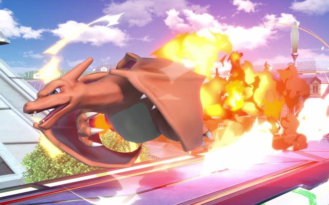 Jugador descubre brutal combo para uno de los peores luchadores de Smash Ultimate