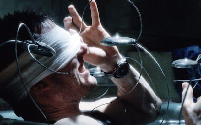 映画マイノリティリポートに基づくシリーズが途中である可能性があります