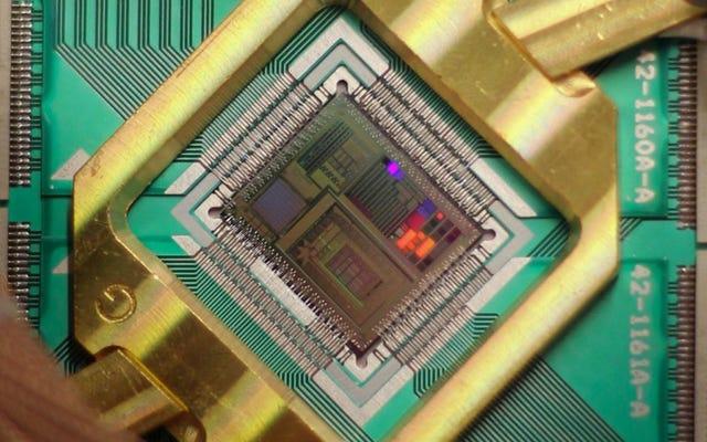 グーグルは、その量子コンピューターが実際に機能することを証明したと主張している